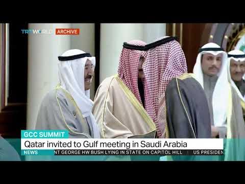 Qatar receives Saudi invite to GCC summit