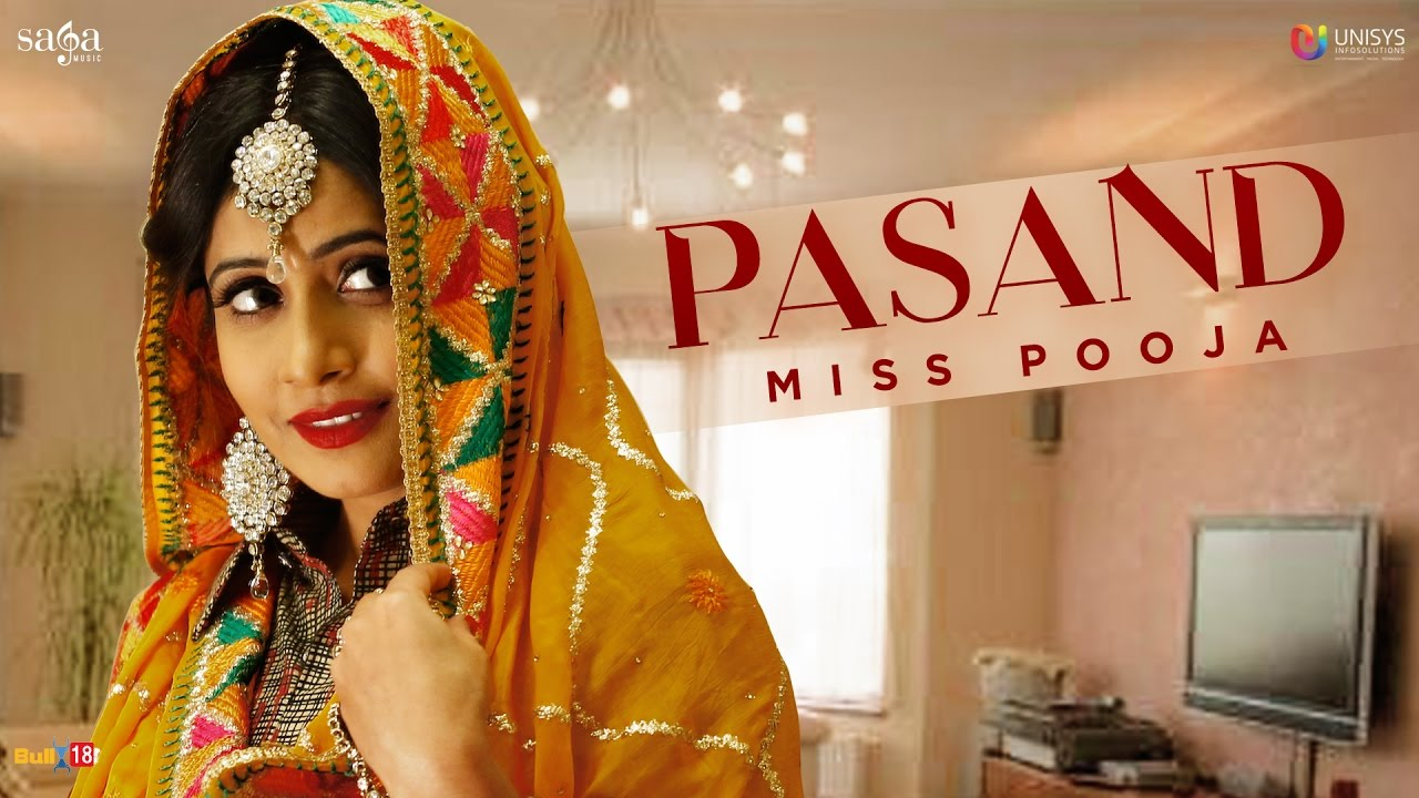 pasand pooja full audio punjabi song sagahits youtube