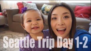 Seattle Trip Day1-2 [English Subs] - SasakiAsahi Thumbnail