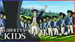 Liberty's Kids 136 - Yorktown (with Lafayette and Washington) | American History Videos For Kids