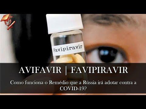 """avifavir- -favipiravir---o-remédio-que-""""a-rússia-disponibilizará-contra-o-covid-19"""""""