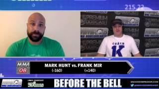 Before The Bell: UFC Fight Night 85 w/ Frank Trigg & Nick Kalikas