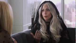 W ogniu pytań Amandy: Lady Gaga
