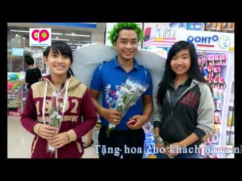 Hành trình 4 năm hoạt động của siêu thị Coopmart Tây Ninh ( 16/09/2011 - 16/09/2015)