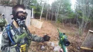 Feel Good Farms Airsoft Gameplay - 'The Russian Skoodlyboop' - 11/15/15