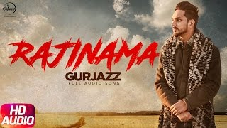 rajinama-full-audio-song-gurjazz-punjabi-audio-song-collection-speed-records