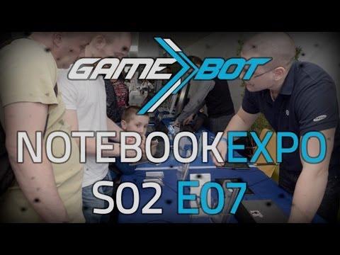 GAMEBOT S02E07 - Notebook Expo
