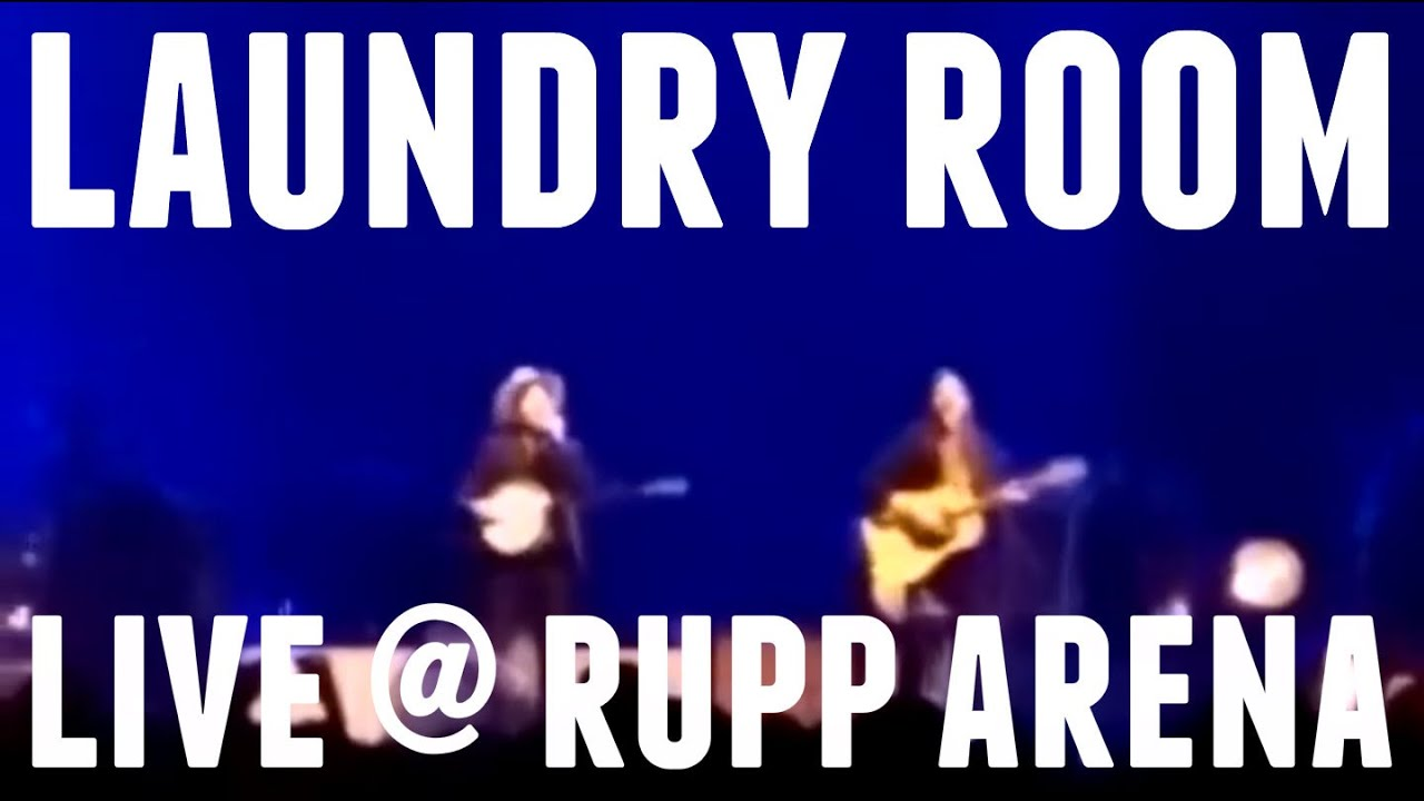 Avett Brothers   Laundry Room LIVE @ Rupp Arena Part 37