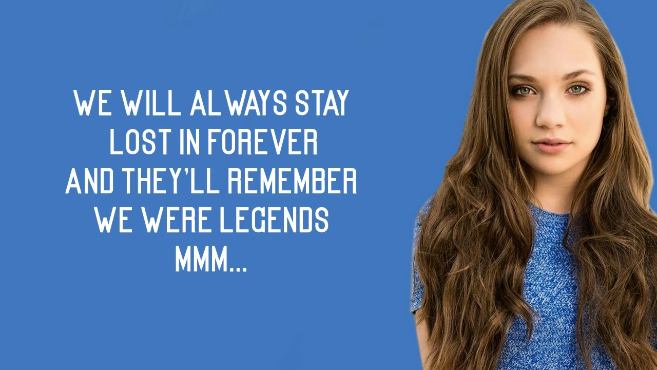 mackenzie-ziegler-legends-lyrics-superblyrics
