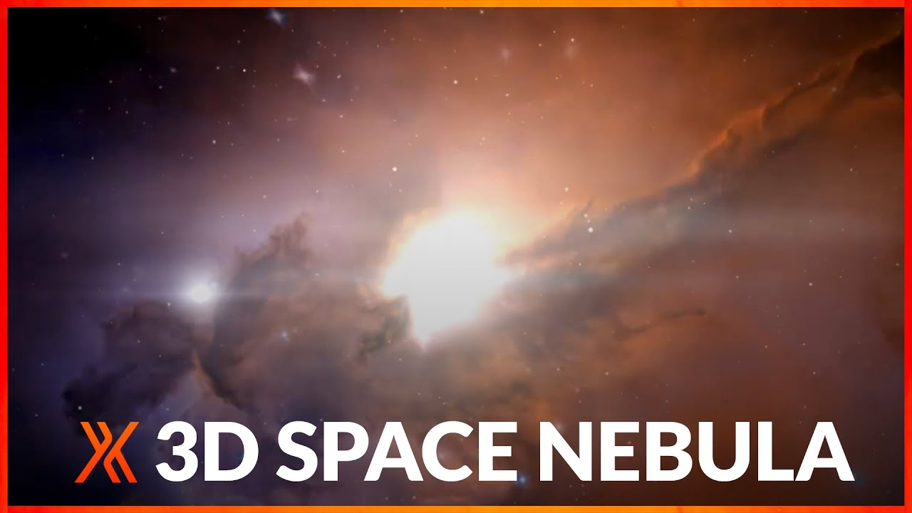 Engine Live 3d Wallpaper Create A 3d Space Nebula In Hitfilm Youtube
