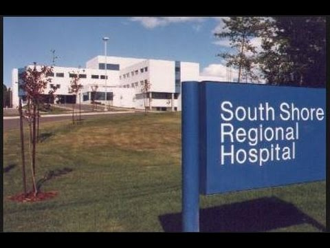 Bridgewater, Nova Scotia , New South Shore Regional Hospital