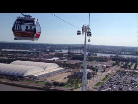 Emirates Airline Cable Cart (London)