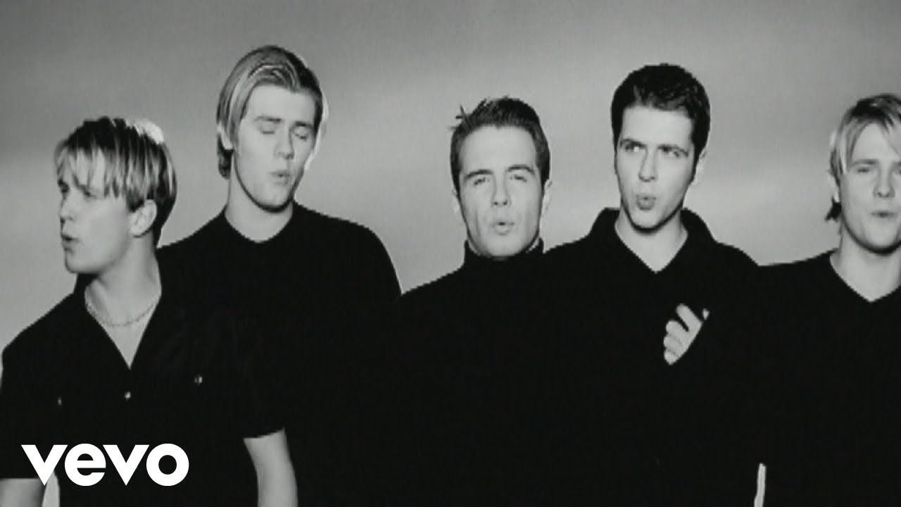 Westlife - Seasons In The Sun (Official Video)
