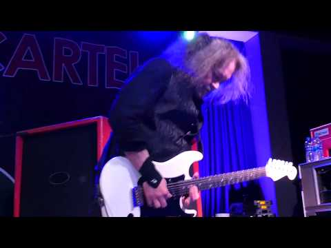 Jake E Lee&39;s Red Dragon Cartel - High Wire The Vault  Hall-New Bedford MA 3-31-19
