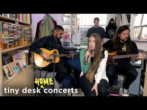 Dry Cleaning: Tiny Desk (Home) Concert