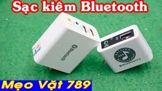 Sạc kiêm Bluetooth 4.2 ( Zalo 0355 774 789 )