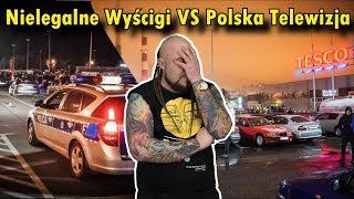 Nielegalne Wyścigi VS Polska Telewizja !!