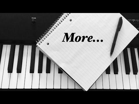 I Need You More - Piano Poetry - Spontaneous Instrumental Worship Music