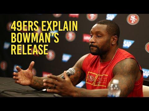 San Francisco 49ers release linebacker NaVorro Bowman
