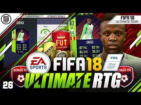 PATH TO GLORY UPGRADE!!! FIFA 18 ULTIMATE ROAD TO GLORY! #26 - FIFA 18 Ultimate Team