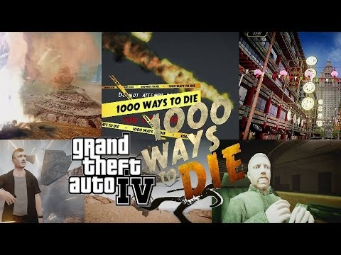 1000 maneras de morir en GTA IV - Episodio 10 (final)*