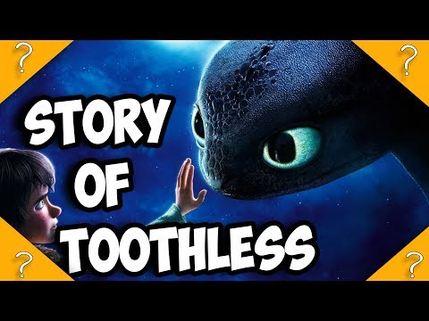 HTTYD SPIN-OFF from Toothless POV
