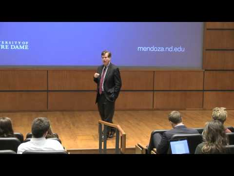 Boardroom Insights Lecture: Harry Kraemer