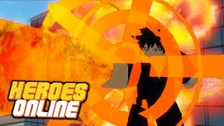 UNLOCKING MY FIRST QUIRK + NEW CODES! | Heroes Online | EP 1 (Roblox My Hero Academia Roleplay)