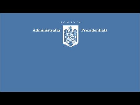 Conferință de presă susținută la Palatul Cotroceni (05.08.2020)