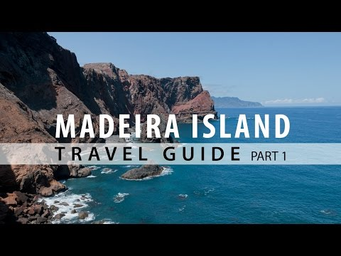 Madeira Island - Travel Guide Part#1   HD 1080p