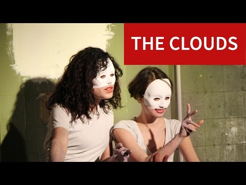 """The Clouds"" by Aristophanes (theater performance)"