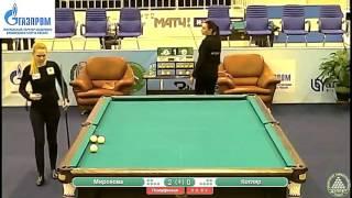 видео Бильярдные столы Руптур