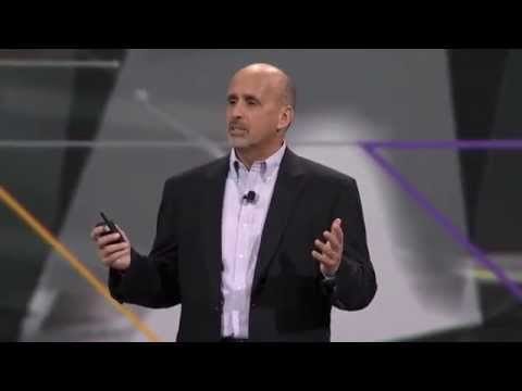 AWS re:Invent 2014 | Johnson & Johnson Chooses AWS for its Hybrid Cloud Strategy