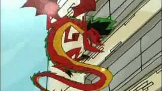 American Dragon Jake Long Intro