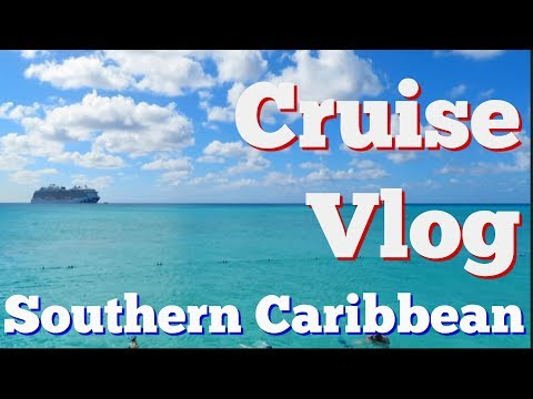 Southern Caribbean Cruise Vlog | Martinique, Grenada, Bonaire, Curacao, St. Thomas