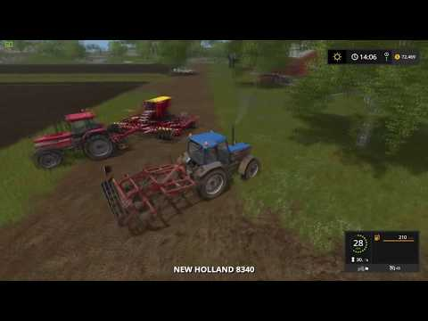 Farm Sim Saturday.....Starting off on a map we all know