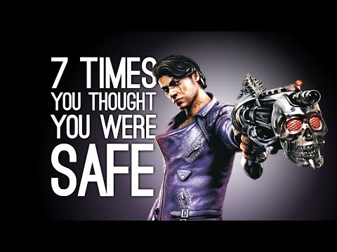 7 Times You Thought You Were Safe But How Wrong You Were