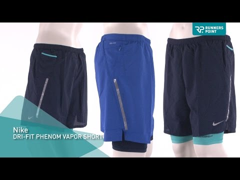 842b1b1e4d5 Nike Dri Fit Phenom Vapor Short - YouTube