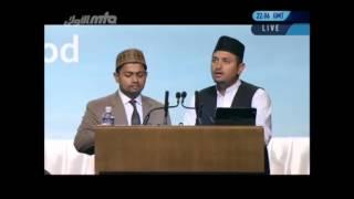Zinda Khuda Se Dil Ko Lagate to Khoob Tha (Jalsa Salana Canada 2012)