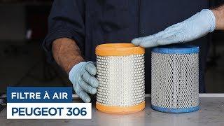 Changer le Filtre à Air - Peugeot 306