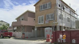 Elevated Homes Are Eliminating Parking Spots In Long Beach