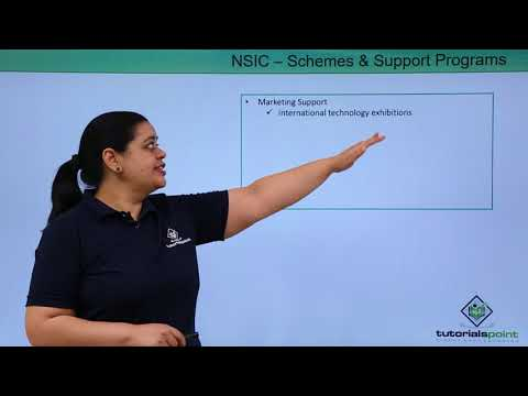 NSIC – Schemes & Support Programs