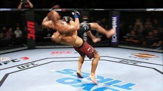 ДАГЕСТАНСКИЙ УБИЙЦА в UFC 3 RANKED TOP 1