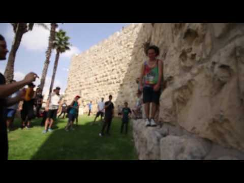 Jerusalem talent - With Jason Paul and Amadei Weiland