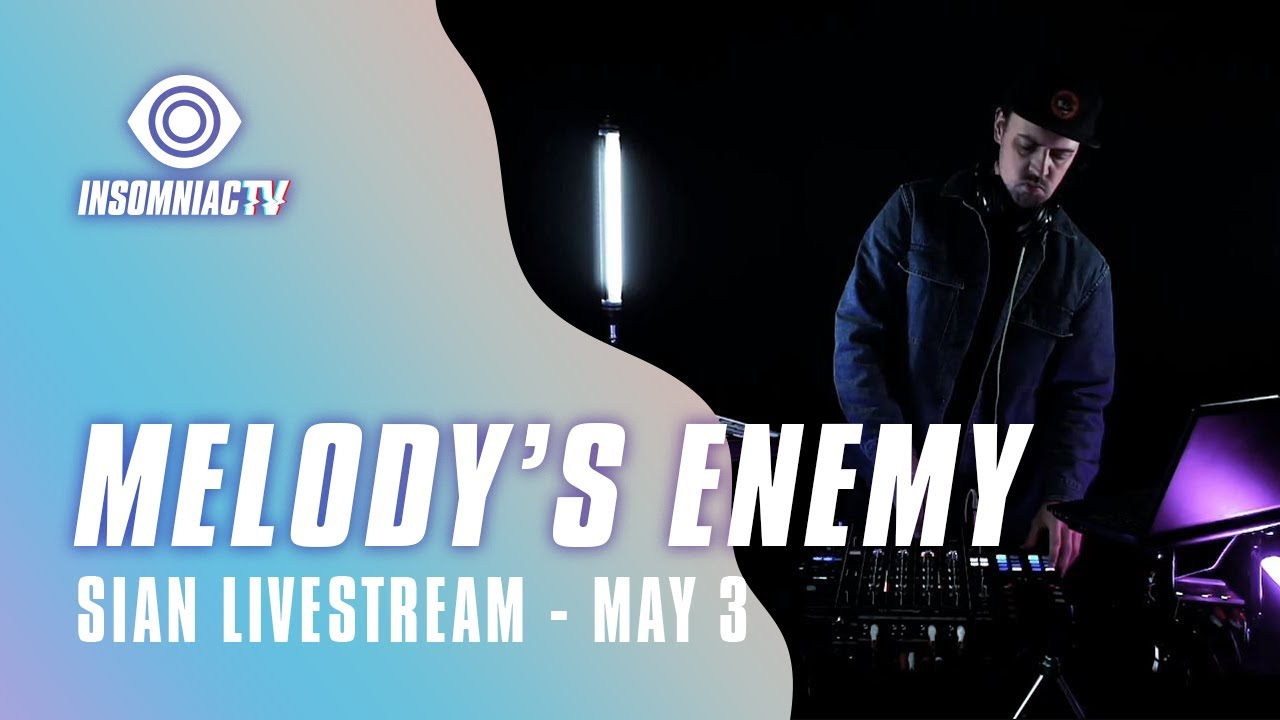 Melody's Enemy for Sian Livestream (May 3, 2021)