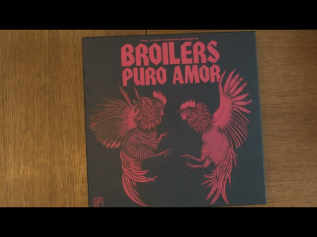 Unboxing Broilers - Puro Amor Fanbox