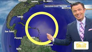 Tracking the Tropics | August 16 Morning Update