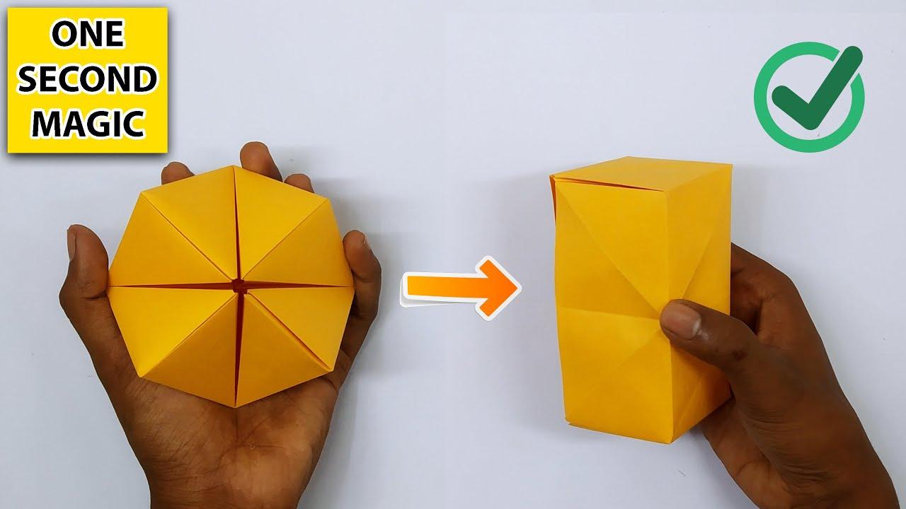 Origami Terrific Origami Magic Box: Origami Magic Kit Amazing ... | 720x1280