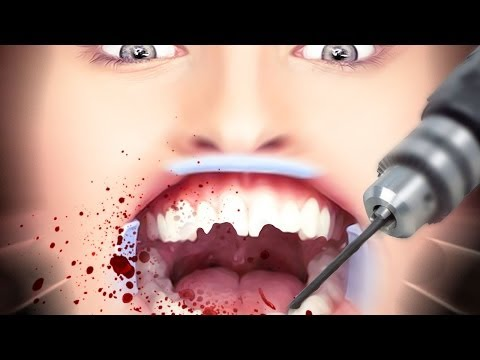 I'M A REAL DENTIST! - Surgeon Simulator Ipad - Tooth Transplant