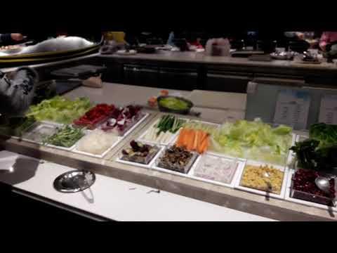 台北市饗食天堂餐廳京站4樓(吃到飽~下午茶)107年1月21日